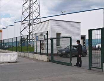 Дата-центр IBS DataFort располагается в отдельном, охраняемом здании