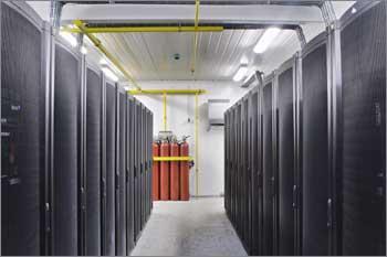 Дата-центр IBS DataFort рассчитан на 1500 Rack-серверов