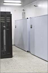 Система климатического контроля дата-центра IBS DataFort