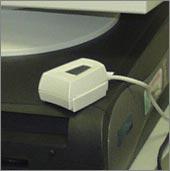Станции управления серверами оборудованы биометрическими системами доступа