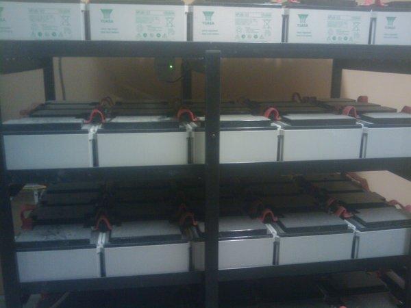 Аккумуляторные батареи ЦОД Инфобокс