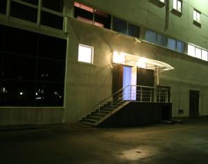 Центральный Вход в  дата-центре «Траст-Инфо»