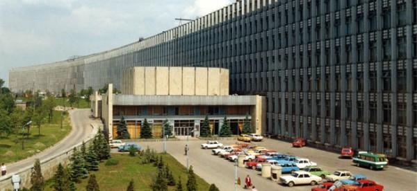 """Дата-центр """"ТрастИнфо"""" - один из крупнейших коммерческих ЦОДов России"""