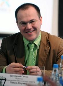 Дмитрий Гачко, «Петер-Сервис»