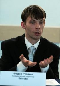 Федор Русаков, «Селектел».