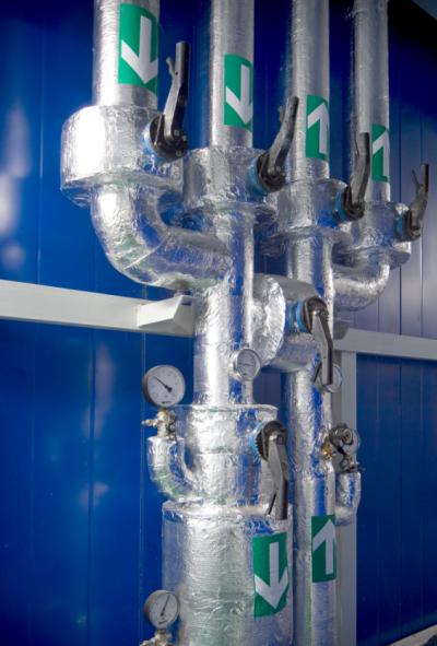 Система охлаждения ЦОД LinxTelecom
