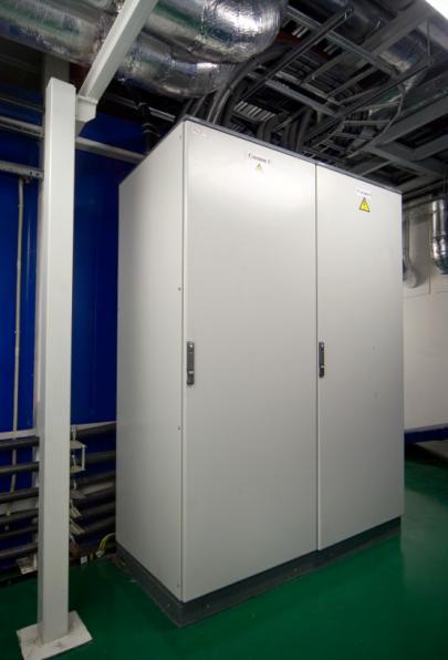Система энерго-распределения ЦОД LinxTelecom