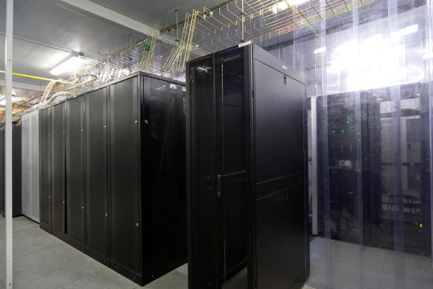 Модуль Дата Центра LinxTelecom