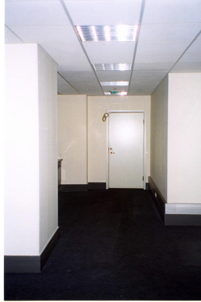 Внутрение помещения Дата-Центра Cable&Wireless