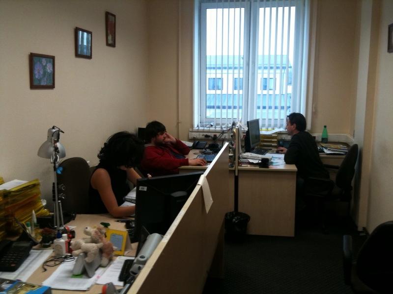 Техническая служба ЦОД SafeData