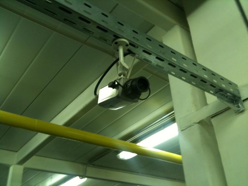 Камера системы видеонаблюдения ЦОД SafeData