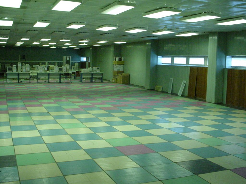 DПервое обследование будущей площадки дата-центра KIAEHOUSE КИАЭ - РосНИИРОС-МСК IX-Релком