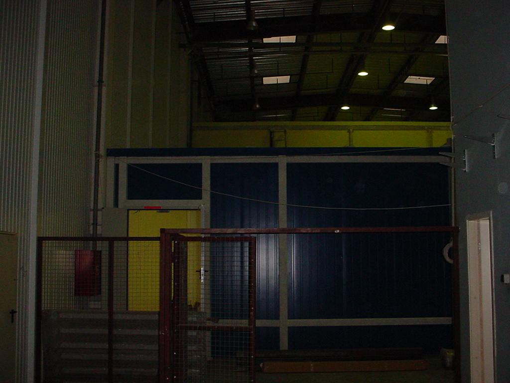 Строится модуль под Датафорт и резервные офисе