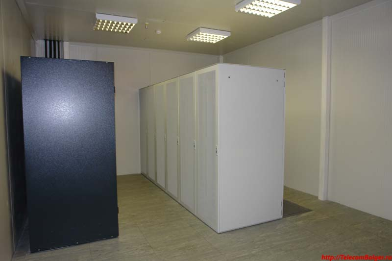 Машинные залы ЦОД Фортис