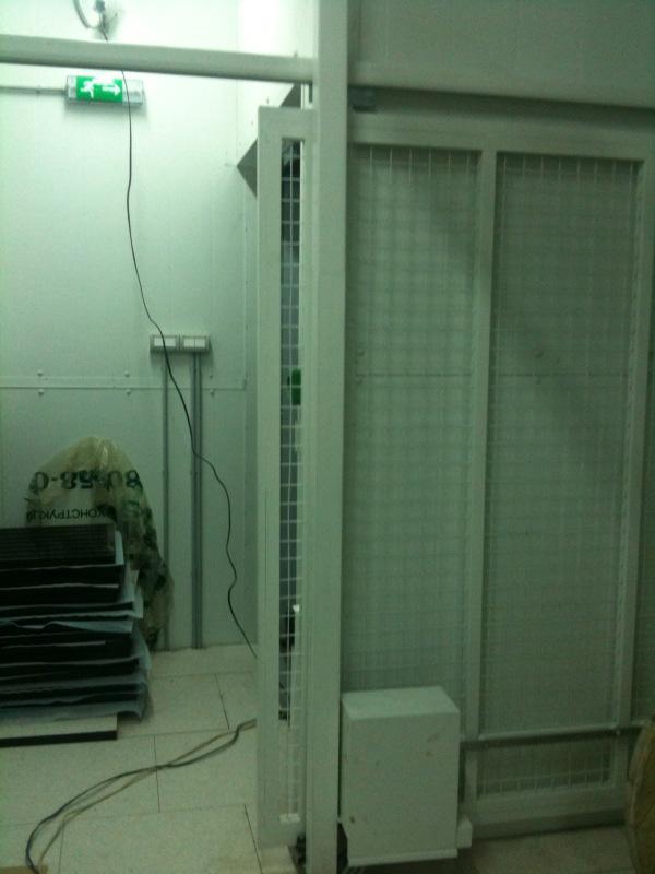Экскурсия StoreData - ворота-шлюз для дополнительного контроля доступа
