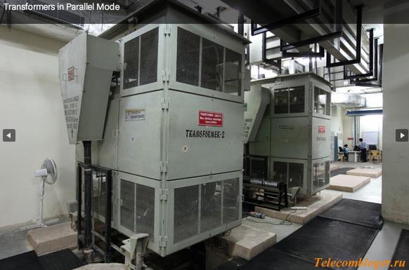Трансформаторные установки ЦОД bangalore