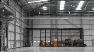 Техническое помещение Дата-Центра Capgemini Мерлин в Суиндон, Англия