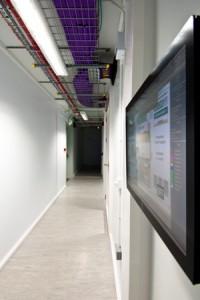 технический коридор Дата-Центра