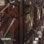 Блоки 12 скоростных вентиляторов Дата-Центра