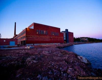 Дата-Центр Google в Финляндии