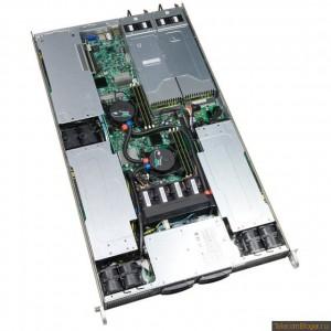 Система жидкостного стоечного охлаждения для дата-центров Asetek RackCDU