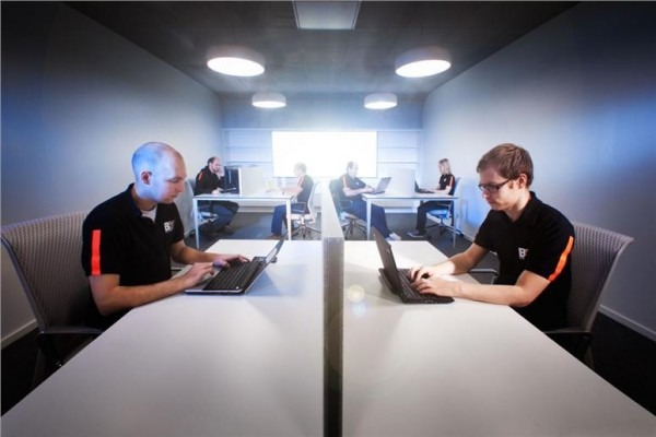 Все IT-оборудование дата-центра Thule обслуживается персоналом ЦОД