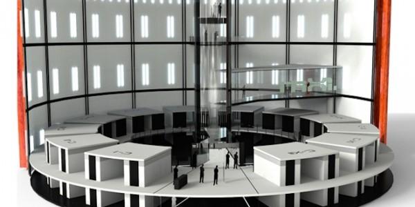 Рендер Bahnhof