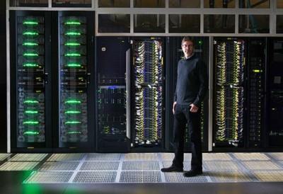 nrel HPC Data Center