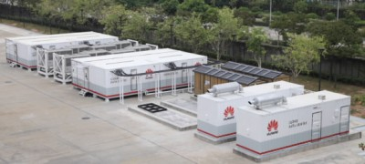 контейнерный ЦОД Huawei