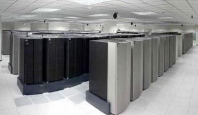 серверная ферма IBM