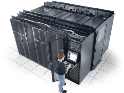 Охлаждение центров обработки данных
