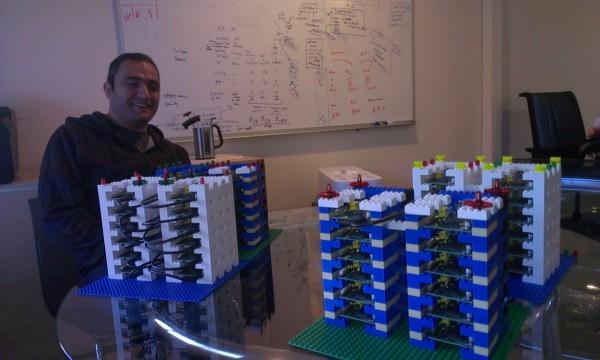 ЦОД из Lego и Raspberry Pi
