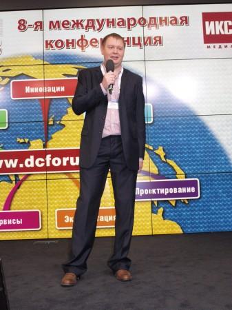 генеральный директор ЗАО «ИКС-холдинг» Дмитрий Бедердинов