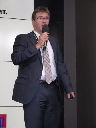 Михаель Николай (Michael Nicolai) Руководитель технического проектного отдела, Rittal