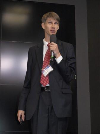 Генеральный директор Datapro Алексей Солдатов