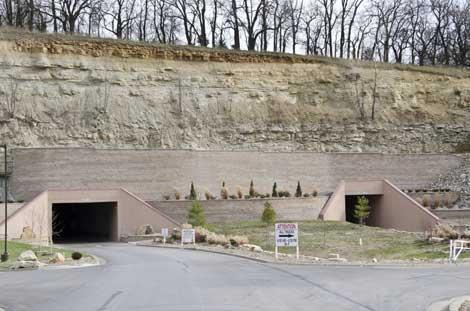 подземный ЦОД