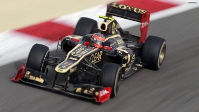 Команда Lotus F1