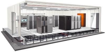 Вечный центр обработки данных
