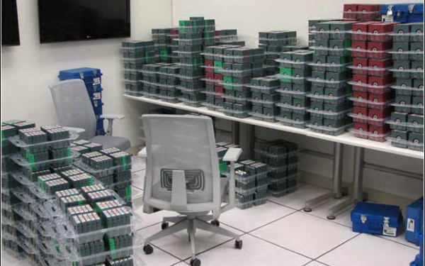 дата-центр AMD близ Атланты
