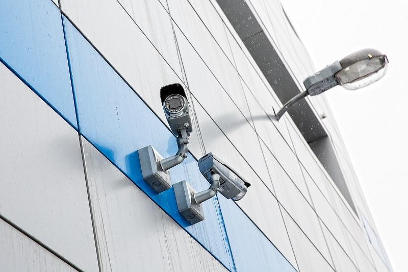Система видеонаблюдения ЦОД Электронной Москвы