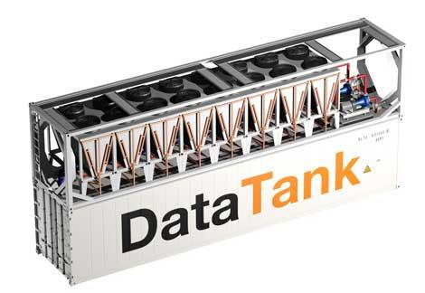 Allied Control DataTank