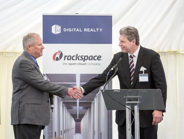 Rackspace строит 10-мегаваттный ЦОД с фрикулингом и PUE на уровне 1.17