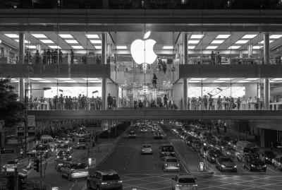 Дата-центры Apple