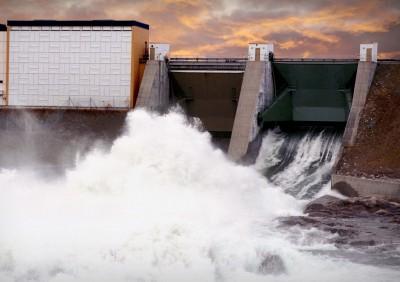 ГЭС в Лулео