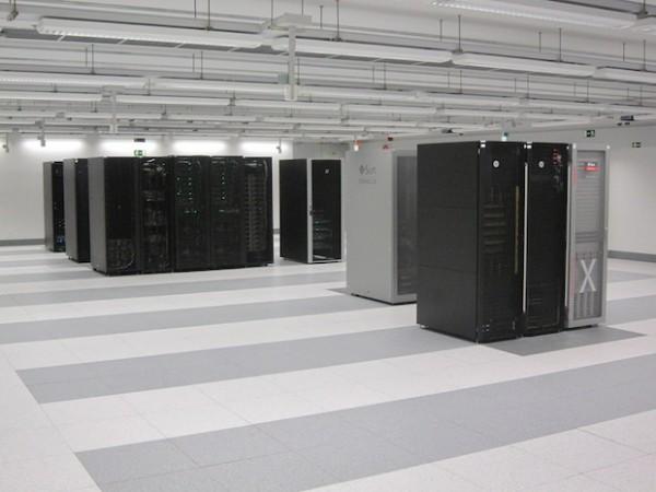 дата-центр Telefonica