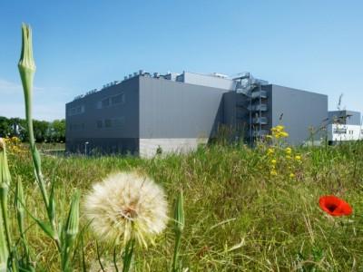 Мощнейший дата-центр Германии