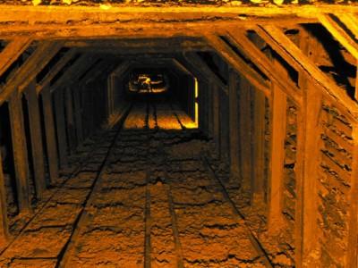 заброшенные шахты