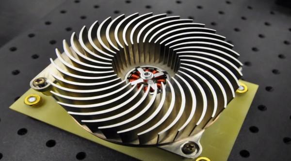 безвентиляторный радиатор