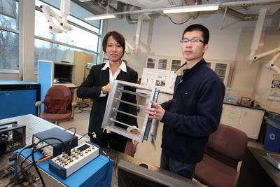 eSAVER (Electroactive Smart Air-Conditioner Vent Registers).