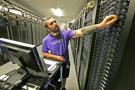 дата-центр Yahoo